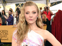 Who made an impression on the SAG Awards red carpet this year?