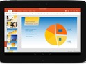 """Google smartphone users get an """"early look"""" of Word, Excel and PowerPoint apps."""