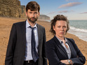 David Tennant & Olivia Colman in Broadchurch S02E04