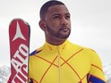 JB Gill says he has no hard feelings towards Jon-Allan Butterworth after snowboarding.