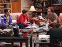 Kunal Nayyar, Simon Helberg and Johnny Galecki in The Big Bang Theory S08E13: 'The Anxiety Optimization'