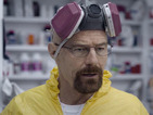 Breaking Bad's Walter White returns in Esurance Super Bowl advert