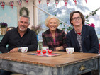 The Great Comic Relief Bake Off: Victoria Wood named Star Baker