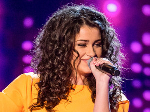 Claudia Rose on The Voice UK
