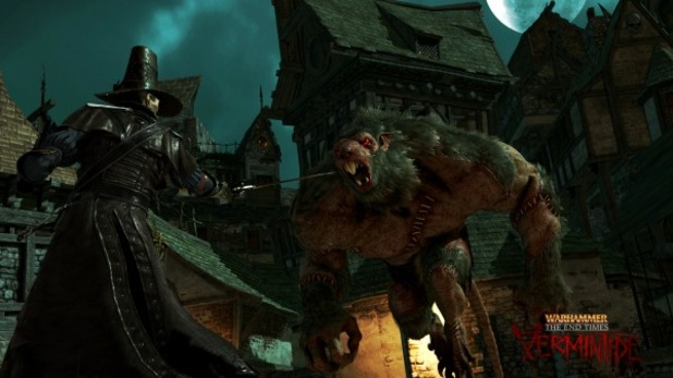 Warhammer: End Times - Vermintide announced for Xbox One, PS4 and PC