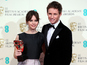 Eddie Redmayne wins Best Actor BAFTA