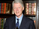 Former US president is dropping by CBS chatshow to promote the 11th Clinton Global Initiative.