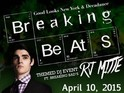 The actor will appear at Breaking Bad-themed nights in April.