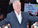 Keith Chegwin gave Katie Hopkins the benefit of the doubt in the house.