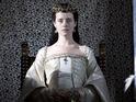 Claire Foy as Anne Boleyn in Wolf Hall episode three