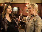 Corrie was narrowly ahead on first-run showings in the latest ratings.