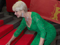 Helen Mirren stumbles at movie premiere