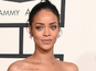 Rihanna debuts new track at March Madness