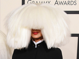 LOS ANGELES, CA - FEBRUARY 08: Dancer Maddie Ziegler (L) and singer/songwriter Sia attend The 57th Annual GRAMMY Awards at the STAPLES Center on February 8, 2015 in Los Angeles, California. (Photo by Steve Granitz/WireImage)