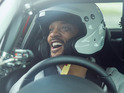 Will Smith and Margot Robbie test their driving skills in Australia.