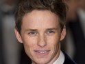 Redmayne attends 'The Kimmel School of Perfect Acting' for post-Oscars special.