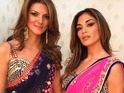 US singers and Bollywood stars perform at billionaire wedding in Rajasthan.