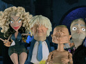 Jon Culshaw and Debra Stephenson will voice celebrity puppets in Newzoids.