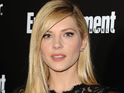 "Katheryn Winnick is playing a ""resourceful"" bounty hunter in the CBS drama."