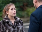 Hollyoaks: Maxine takes comfort from her abusive ex Patrick
