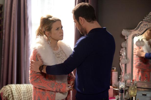 Can Mick reassure Linda?