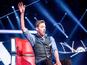 The Voice UK: Ricky Wilson on Team Ricky