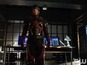 See Oliver Queen vs Atom in Arrow