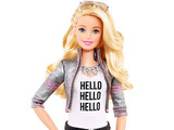 Hello Barbie is a fully interactive doll