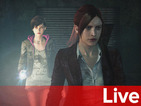 Watch us play an hour of Resident Evil: Revelations 2 this lunchtime