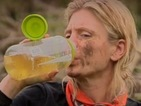 Bear Grylls Mission Survive: See the stars drink their own urine