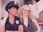 Iggy Azalea arrested by Jennifer Hudson in 'Trouble' music video