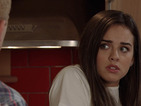 Coronation Street spoiler video: Katy's plans infuriate Chesney