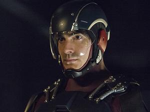 Brandon Routh as Ray Palmer / The Atom in Arrow S03E15: 'Nanda Parbat'