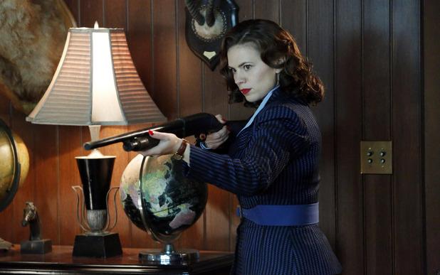 Marvel's Agent Carter S01E08: 'Valediction'