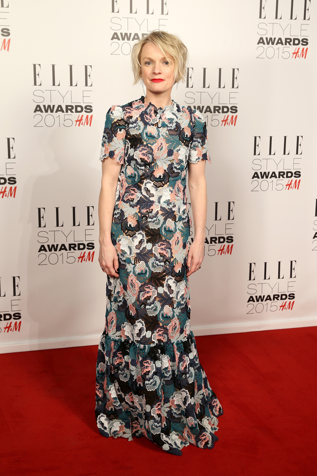 Elle Style Awards 2015 Editor In Chief Of Elle Uk Lorraine Candy