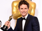 What was Eddie Redmayne's worst ever job?