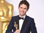 Eddie Redmayne for Thomas the Tank Engine