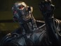 Ultron and Iron Man face off in new clip