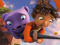 Family animation Home takes £6 million during its first weekend in cinemas.