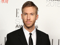 Calvin Harris attends the Elle Style Awards 2015 at Sky Garden @ The Walkie Talkie Tower