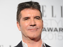 Simon Cowell at the ELLE Style Awards 2015
