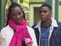 New recruit Duayne Boachie joins the show in tonight's E4 first look episode.