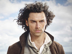 "Aidan Turner on ""sexy"" new Poldark: ""I get naked a couple of times"""