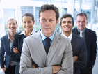 Vince Vaughn and Unfinished Business stars in hilarious stock photos