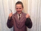 Christian Grey costume gets schoolboy banned from World Book Day photos