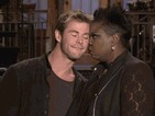 Leslie Jones mistakes Thor for He-Man in Chris Hemsworth's SNL promo
