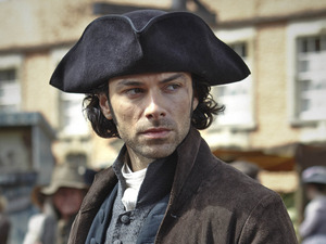 Aidan Turner as Ross Poldark in Poldark S01E01