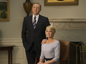 Season three is shaping up as a startlingly human run for Frank Underwood.