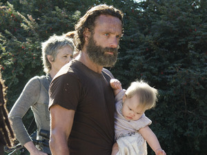 Can Rick and his family go back to living like they used to?