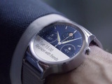 Huawei Watch runs the Android Wear OS